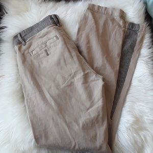 Anthro Pilco and the Letterpress Pants